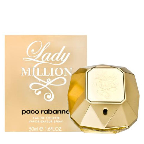 Lady Million Eau de Toilette by Paco Rabanne for Women
