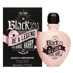 Black XS Be a Legend Debbie Harry by Paco Rabanne for Women