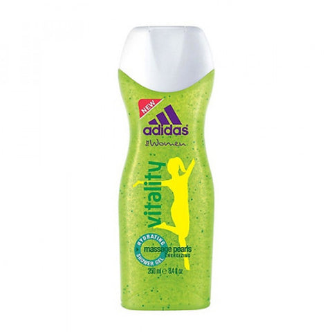 Natural Vitality Hydrating Shower Gel by Adidas for Women