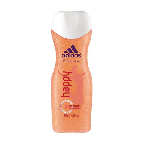 Happy Juicy Fruits Exhilarating Shower Gel by Adidas for Women