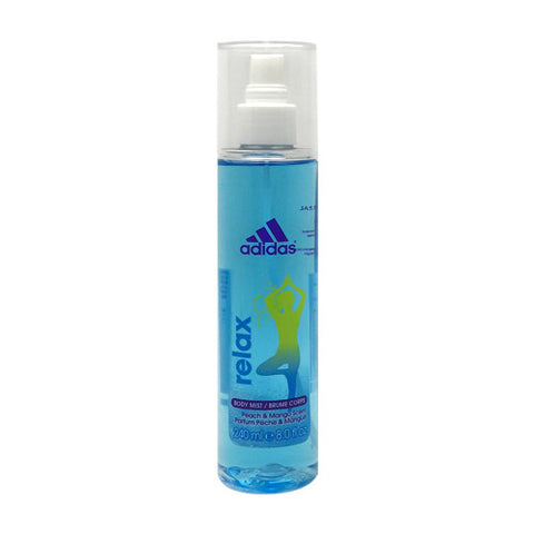 Relax Body Mist Peace & Mango Scent by Adidas for Women