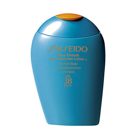 Shiseido Extra Smooth Sun Protection Lotion For bothUse Broad Spectrum SPF 38
