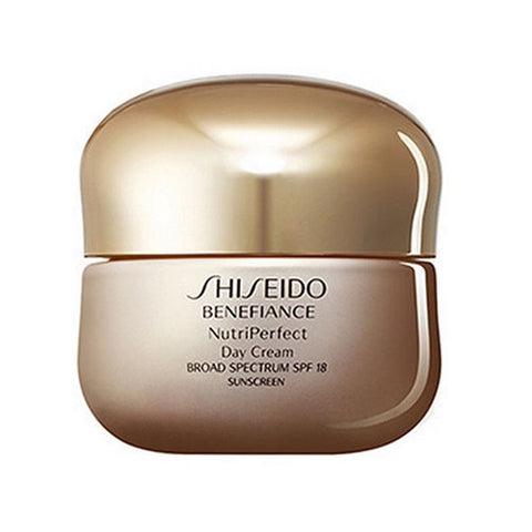 Shiseido Benefiance NutriPerfect Day Cream Board Spectrum SPF 18