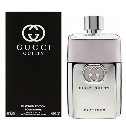 Gucci Guilty Platinum Edition by Gucci for Men