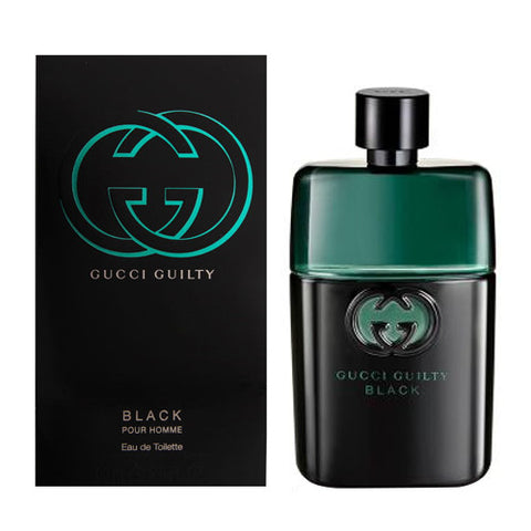 Gucci Guilty Black by Gucci for Men
