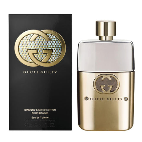 Gucci Guilty Diamond Limited Edition by Gucci for Men