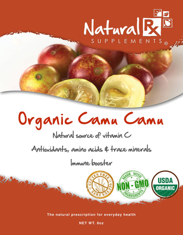 Organic Camu Camu Berry Powder