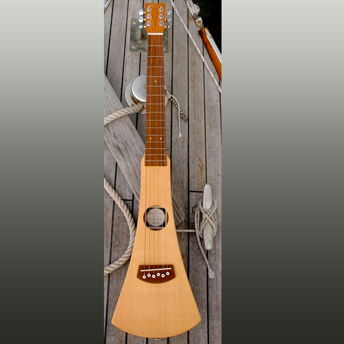 The Backpacker Guitar