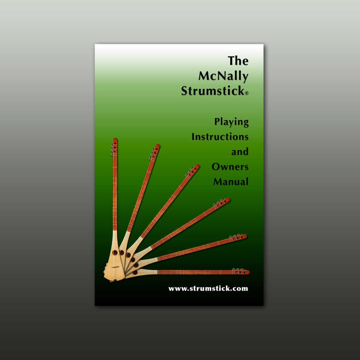 Instruction Book and CD (or Download)... Free with Strumstick purchase