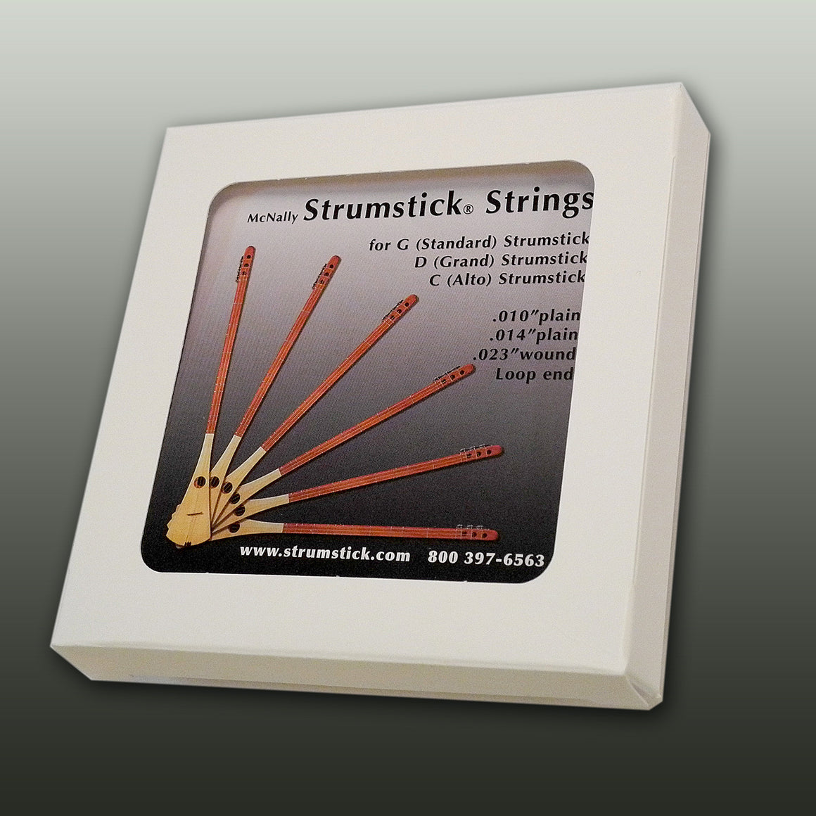 Strumstick Strings $6