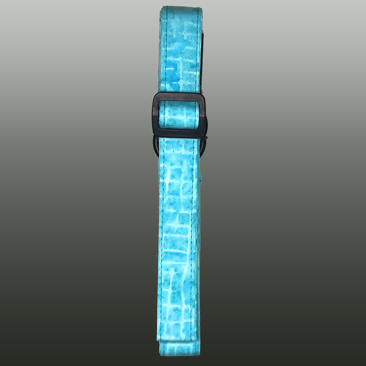Turquoise Grid Strap