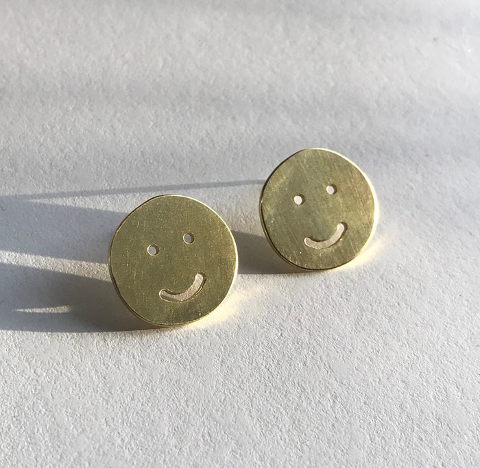 Smiley Studs