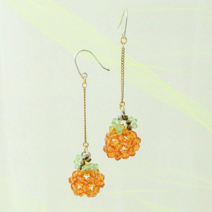 Crystal Jelli's Clementine Dangles