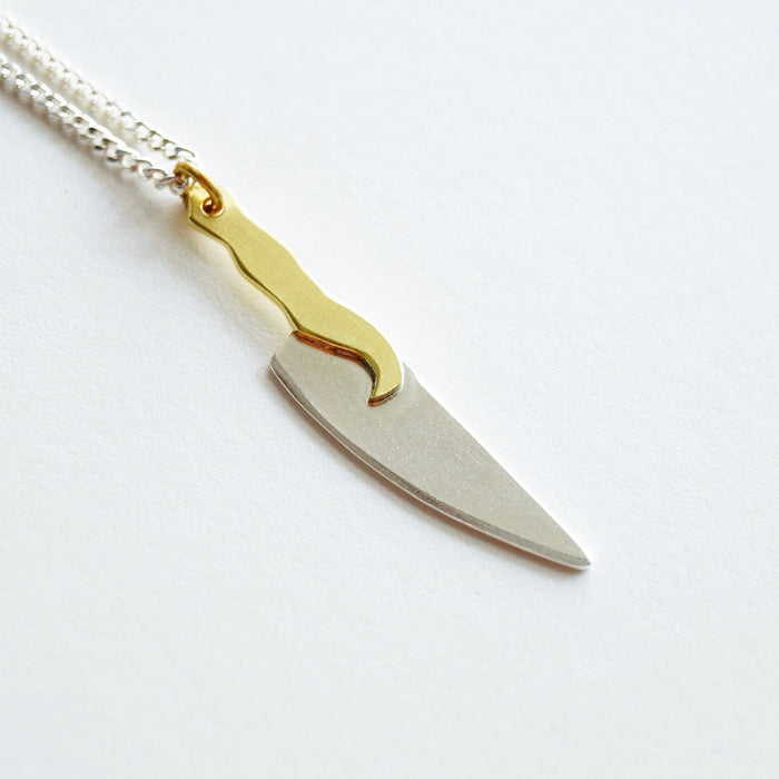 Knife Necklace - Dagger