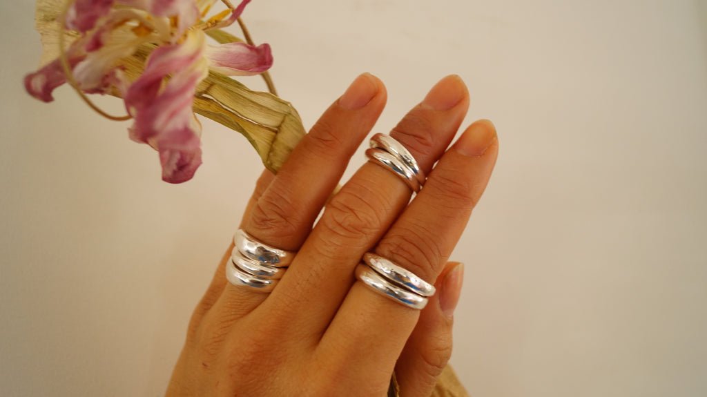 Irregular Way Ring