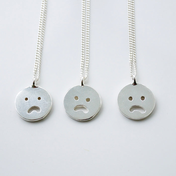Frowny Pendant
