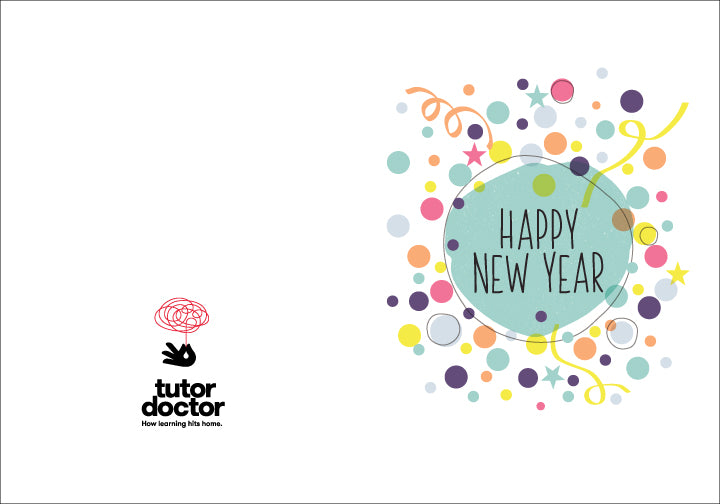 Happy New Year – Tutor Doctor Print