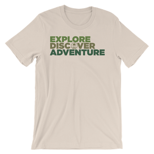 Explore, Discover, Adventure T-Shirt