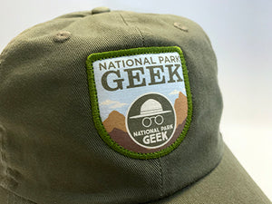 National Park Geek Hat