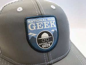 National Park Geek Premium Hat