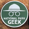 National Park Geek Magnet (includes shipping)
