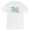 Going to the Mountains T-Shirt - Green Logo - Various Colors