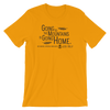 Going To The Mountains T-Shirt - Black Logo - Various Colors