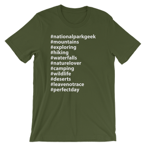 Hashtag #perfectday T-Shirt