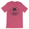 A National Park Geek T-Shirt - Various Colors - Black Logo