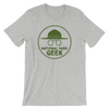A National Park Geek T-Shirt - Various Colors - Green Logo
