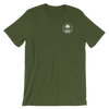 National Park Geek Front and Back Shirts