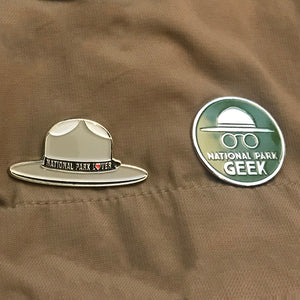 Ranger Hat Pin (includes shipping)