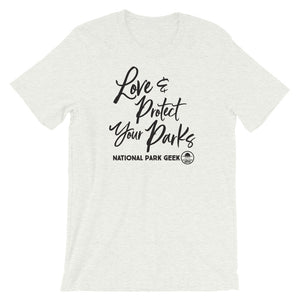 Love & Protect Your Parks T-Shirt