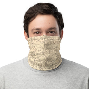 Neck Gaiter - DC Civil War Defenses