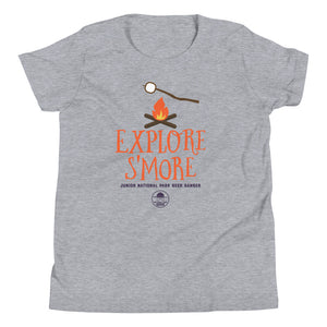 Explore S'More Youth Short Sleeve T-Shirt