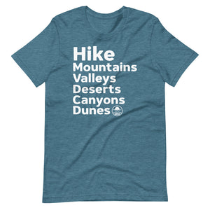 Hike It All T-Shirt