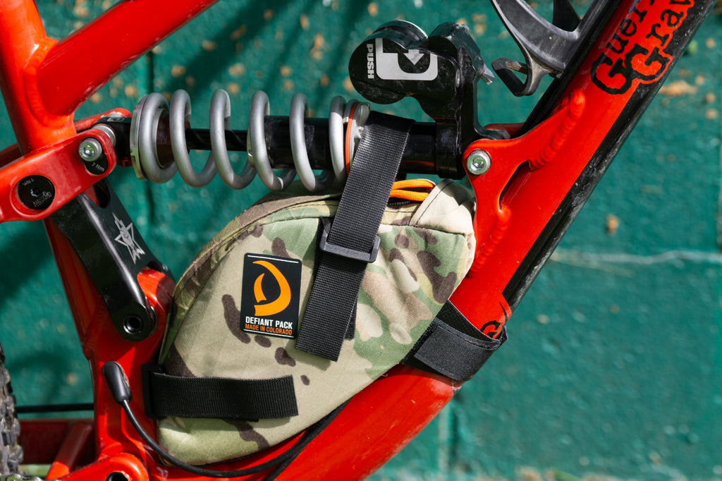 Guerrilla Gravity Bottom Bracket Bag: Air Shock