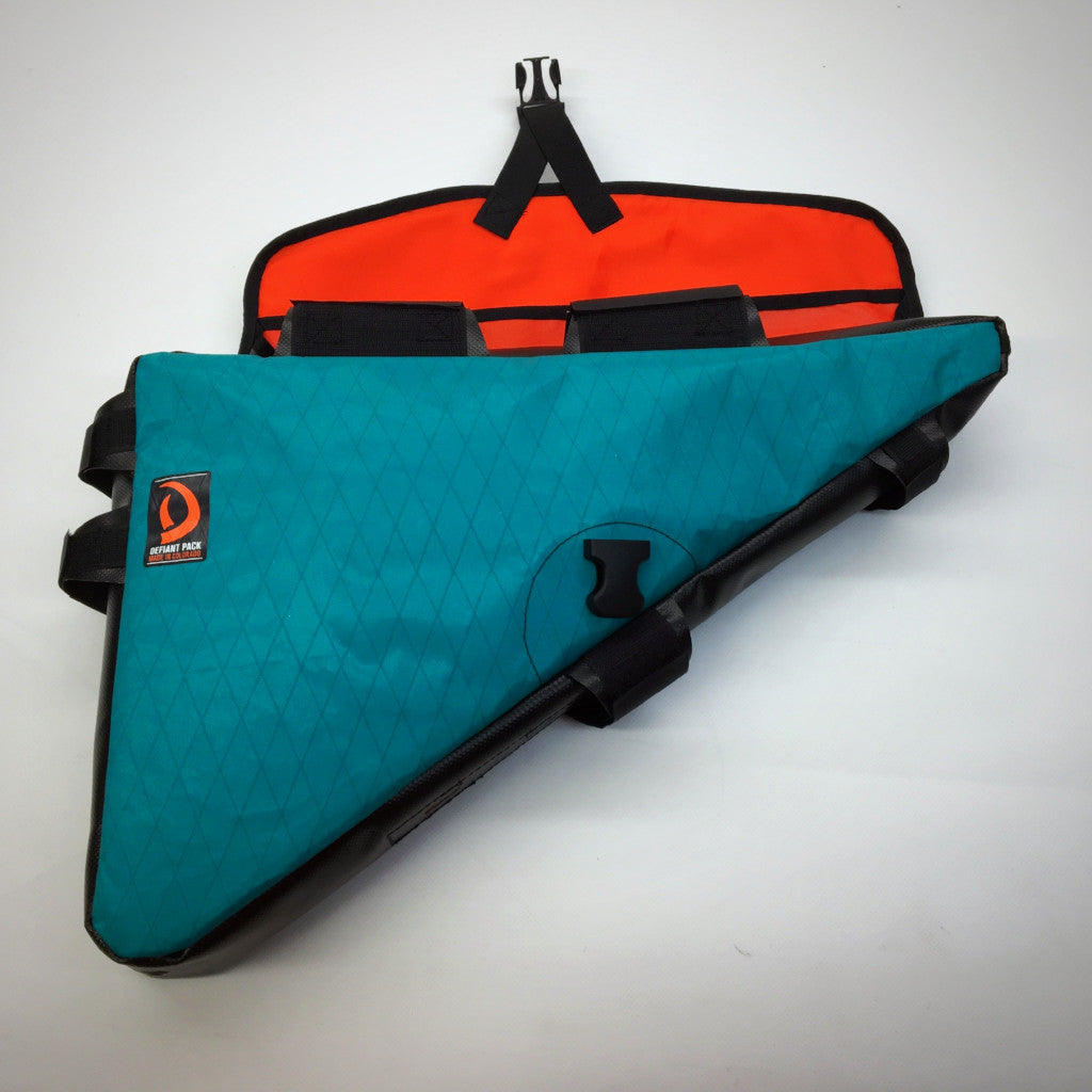 2017 Custom Zipperless Frame Bag