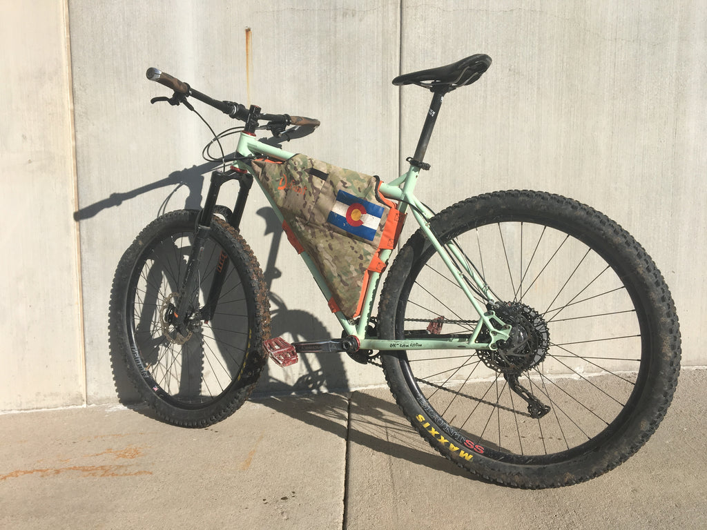 Surly Karate Monkey Frame Bag