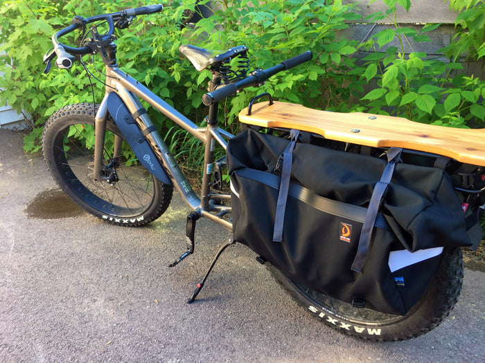 Salsa Blackborow Cargo Bag Pannier