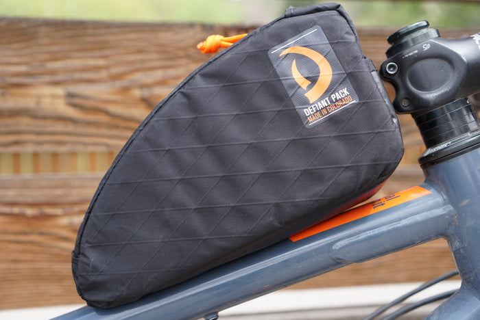 Teocalli Top Tube Bag: Bolt On
