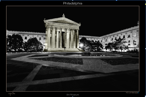 Philadelphia / The Art Museum