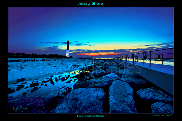 Jersey Shore / Long Beach Lighthouse