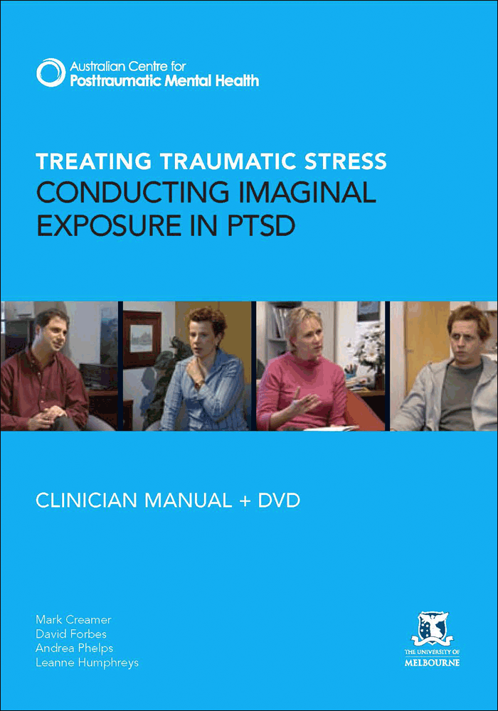 Conducting imaginal exposure for PTSD