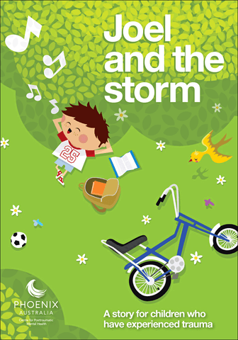 Joel and the Storm – A story for children who have experienced trauma