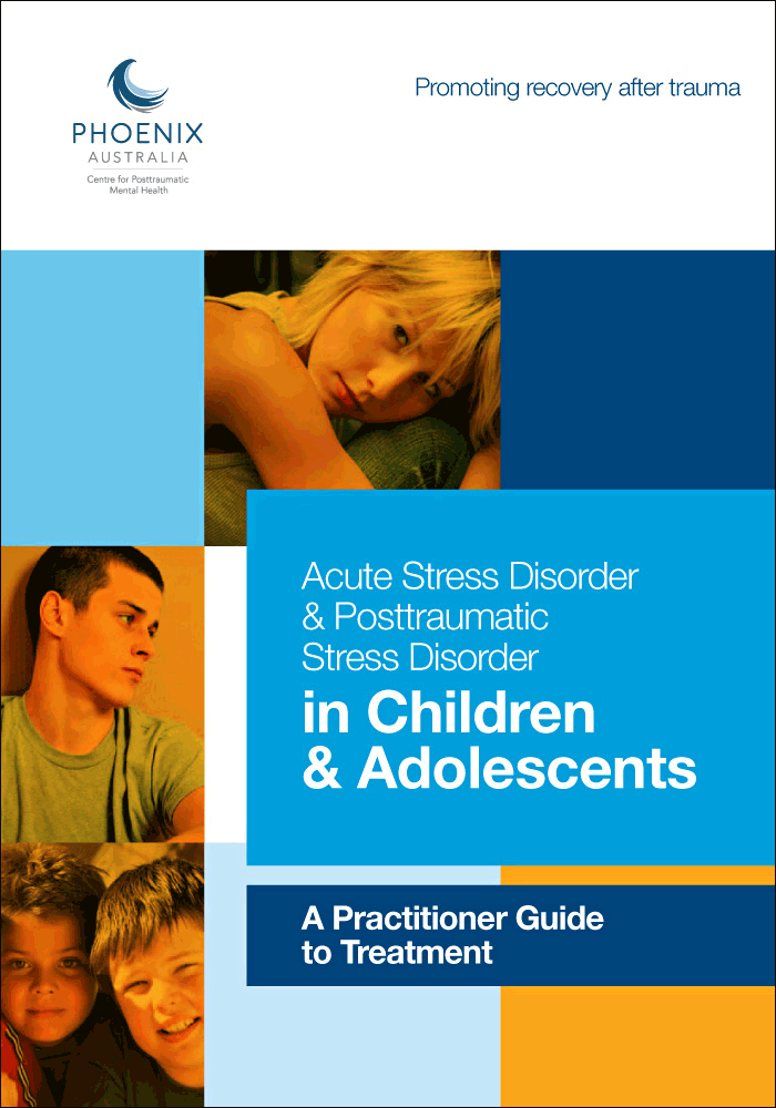 Treatment for Children & Adolescents – Practitioner Guide