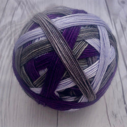 "Stripes- ""Vivienne"" Self-Striping Sock yarn"