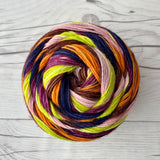 "Stripes!- ""Gimme""- Self-Striping Sock yarn"
