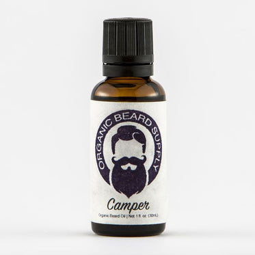 3-in-1 Camper Beard, Scruff, and Shave Oil
