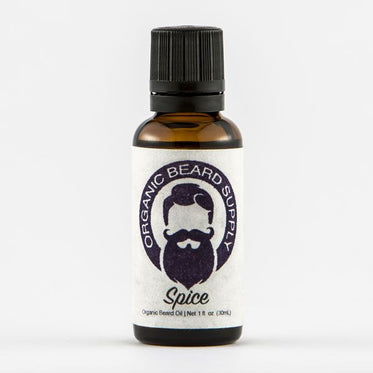 3-in-1 Spice Beard, Scruff, and Shave Oil